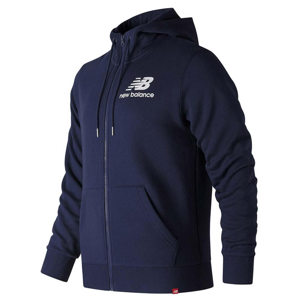 Mj83513 Essentials Brushed Sweat Zip Homme