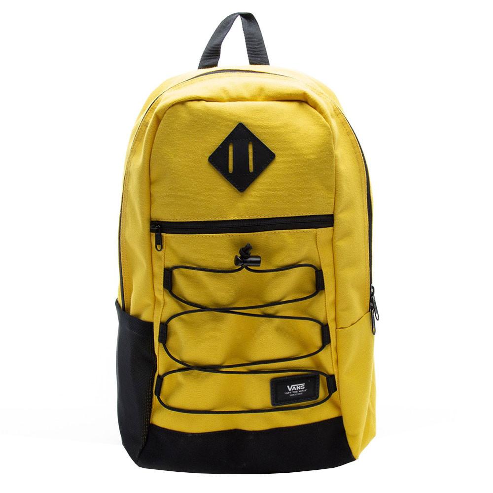 Mn Snag Backpack Sac À Dos Homme VANS JAUNE pas cher - Sac à ...