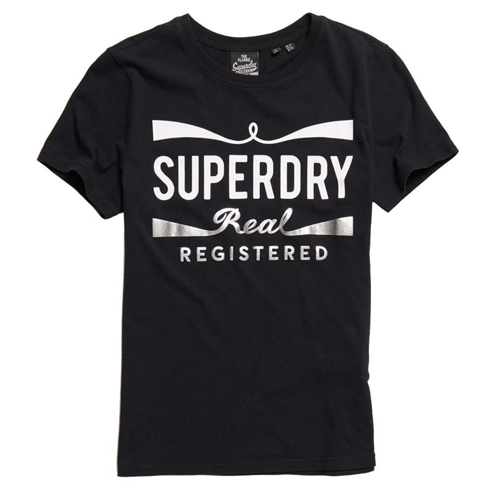 Haut Femme Superdry Sport Coupe-T-Shirt