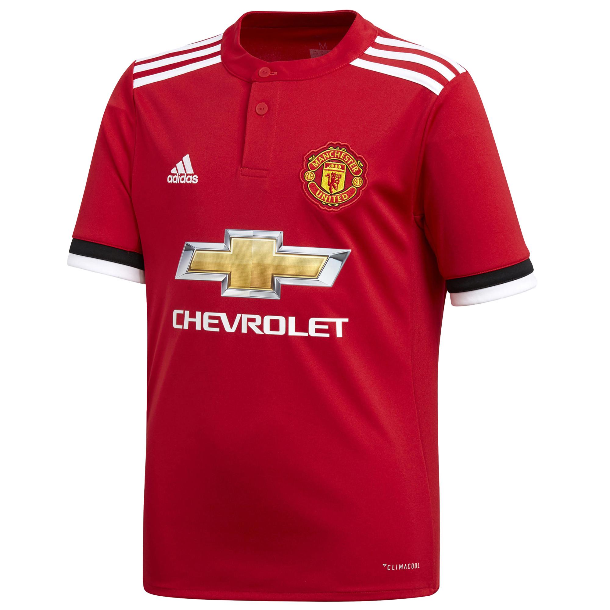 Maillot Domicile Manchester United en solde