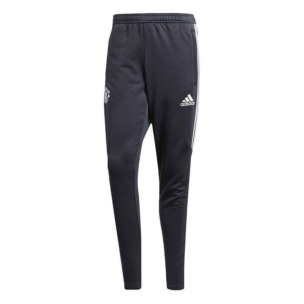 Homme Adidas Pas Pantalon United Jogging Manchester Mufc Trg Gris aqYURXw