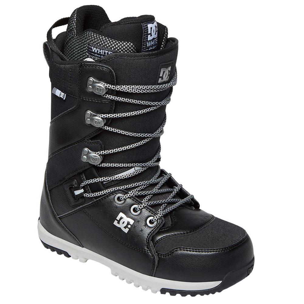 97e52405cd2ca Mutiny Boots Snow Lacets Homme DC SHOES NOIR pas cher - Boots de ...