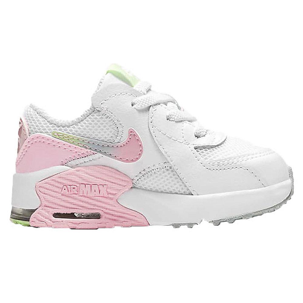 Nike Air Excee Mwhmax Chaussure Bébé Fille NIKE BLANC pas cher ...