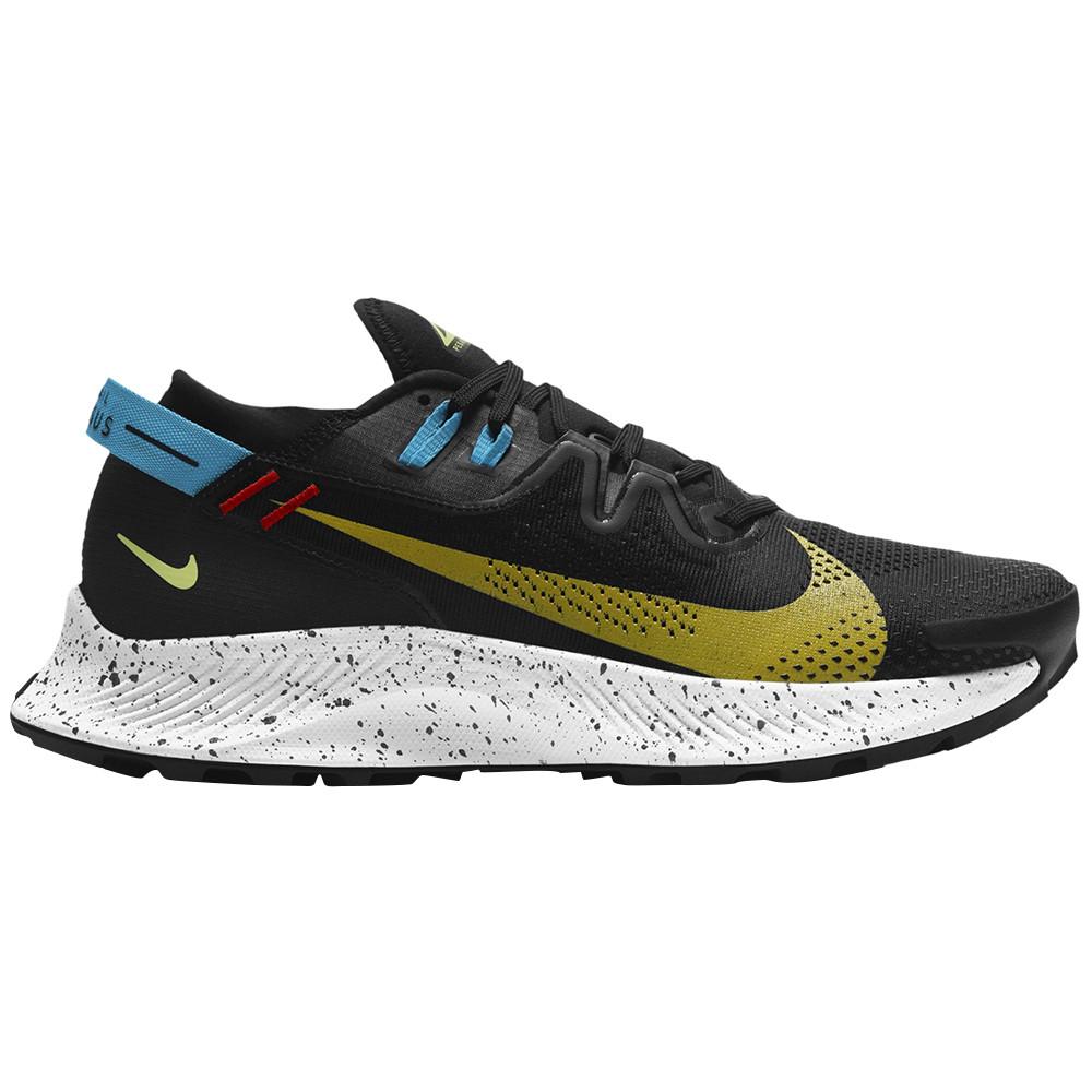 Nike Pegasus Trail 2 Chaussure Homme NIKE NOIR pas cher - Baskets ...