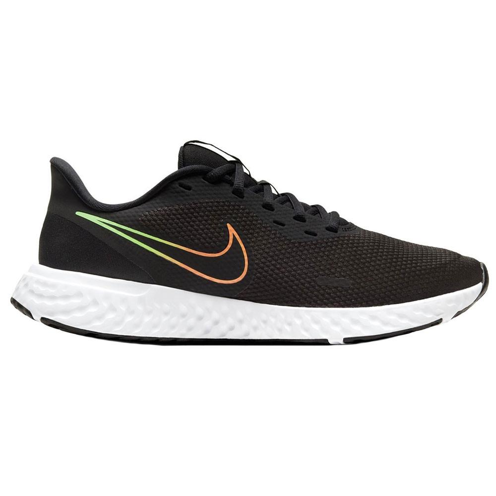 Nike Revolution 5 Chaussure Homme NIKE NOIR pas cher - Baskets ...