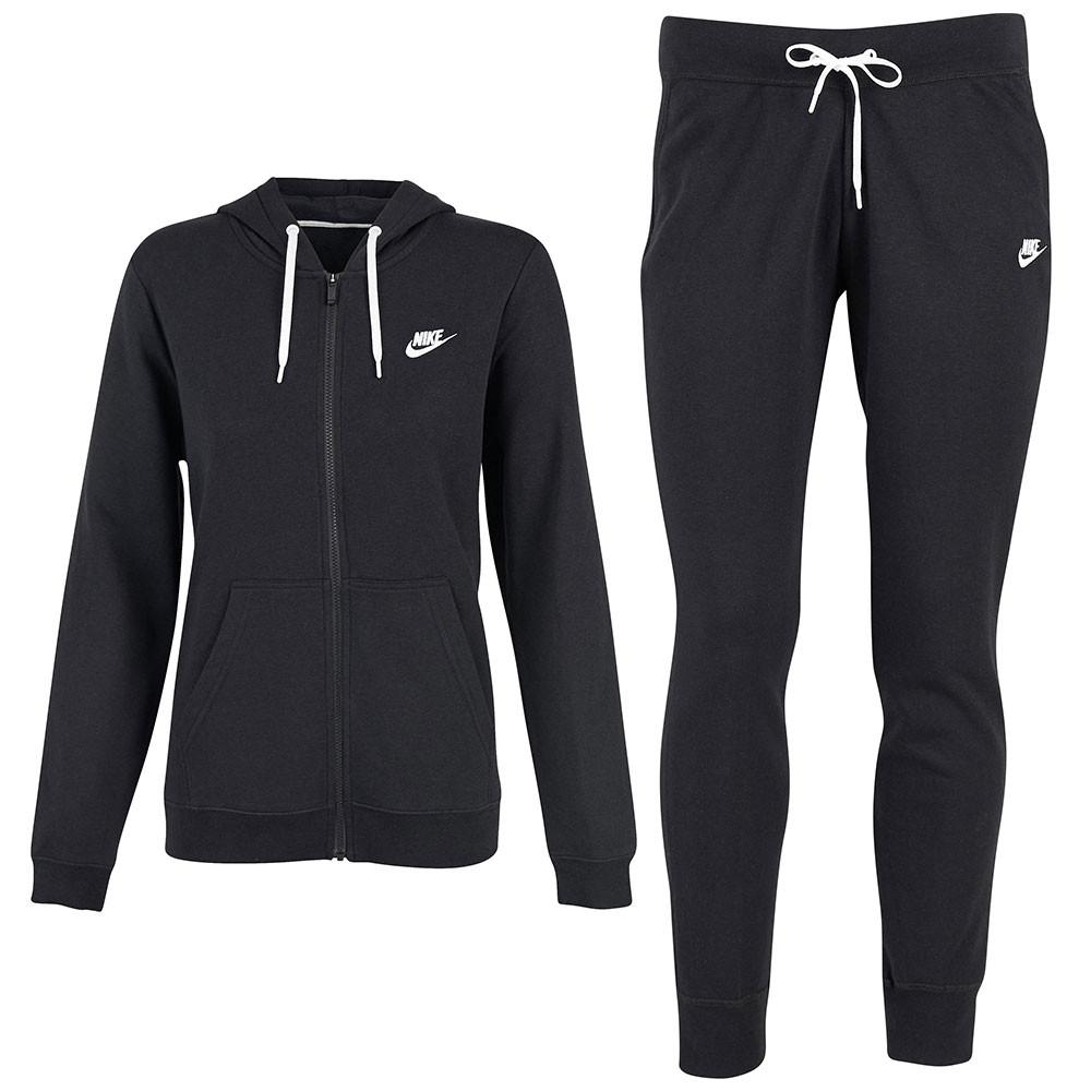 Nsw Trk Suit Flc Survêtements Femme NIKE NOIR pas cher - Survêtement ... 07153c4ecc1