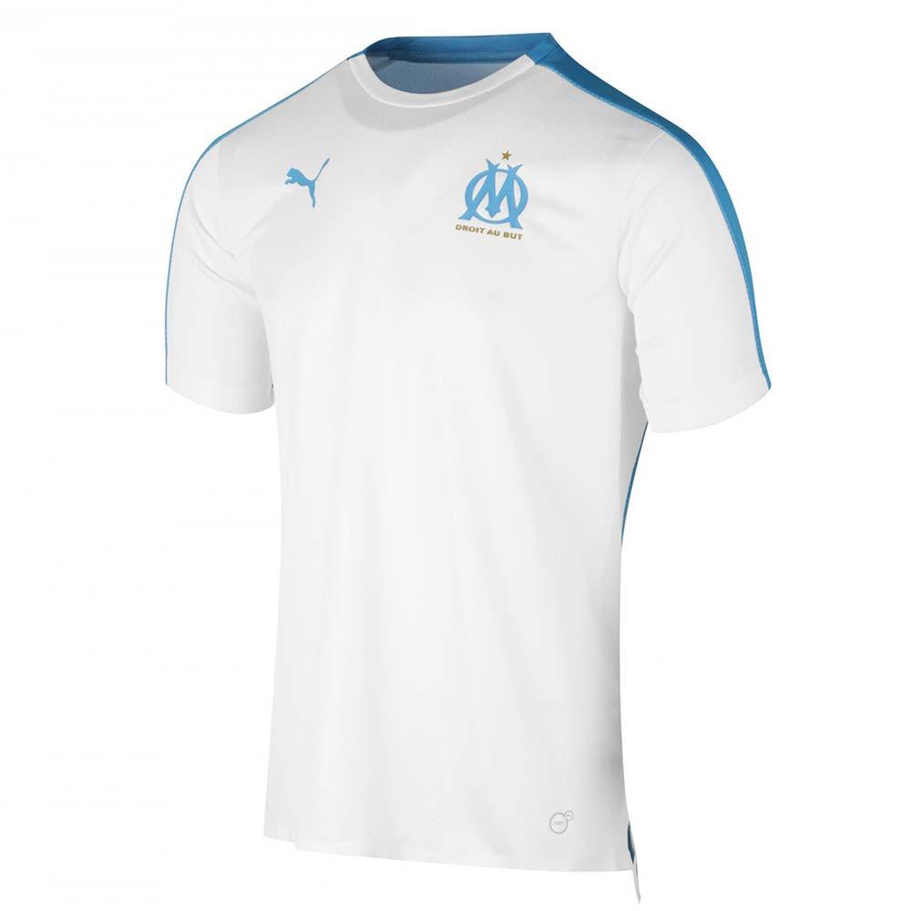 Om Stadium Jersey Maillot Mc Garçon