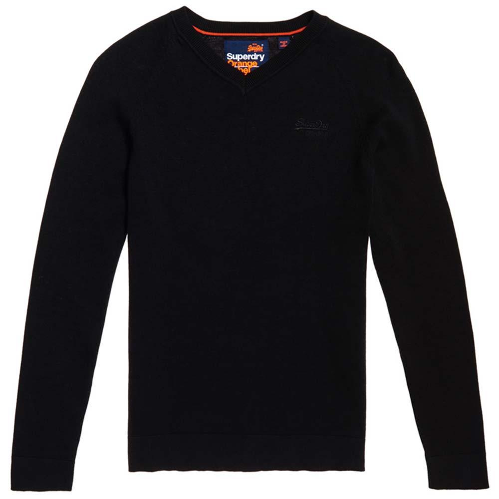 Orange Label Cotton Pull Homme