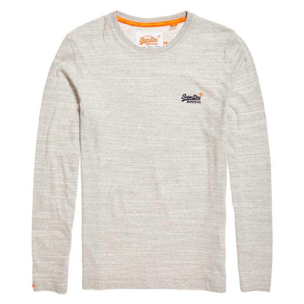 Orange Label T-Shirt Ml Homme