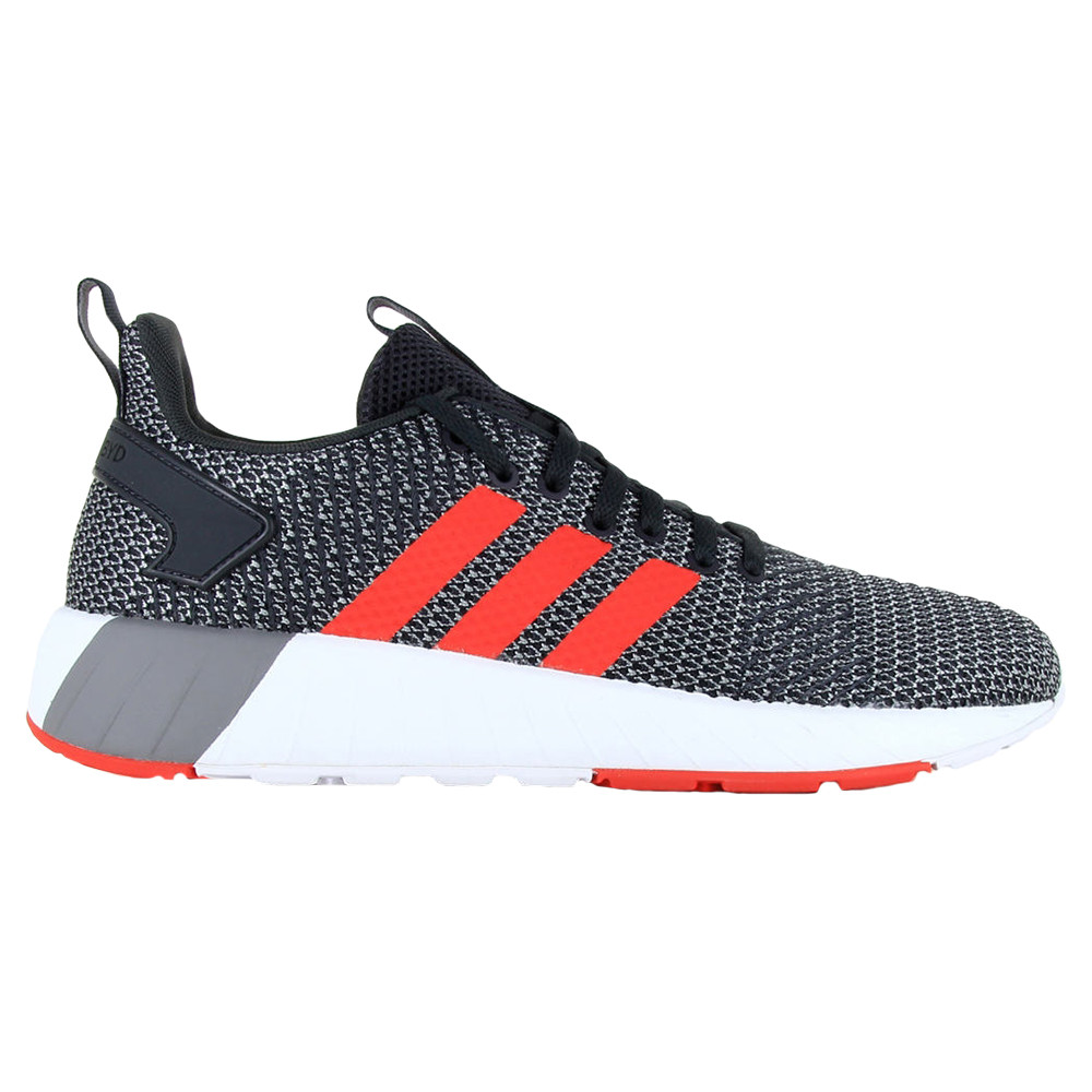 low price outlet shoes for cheap Questar Byd Chaussure Homme ADIDAS GRIS pas cher - Baskets basses ...