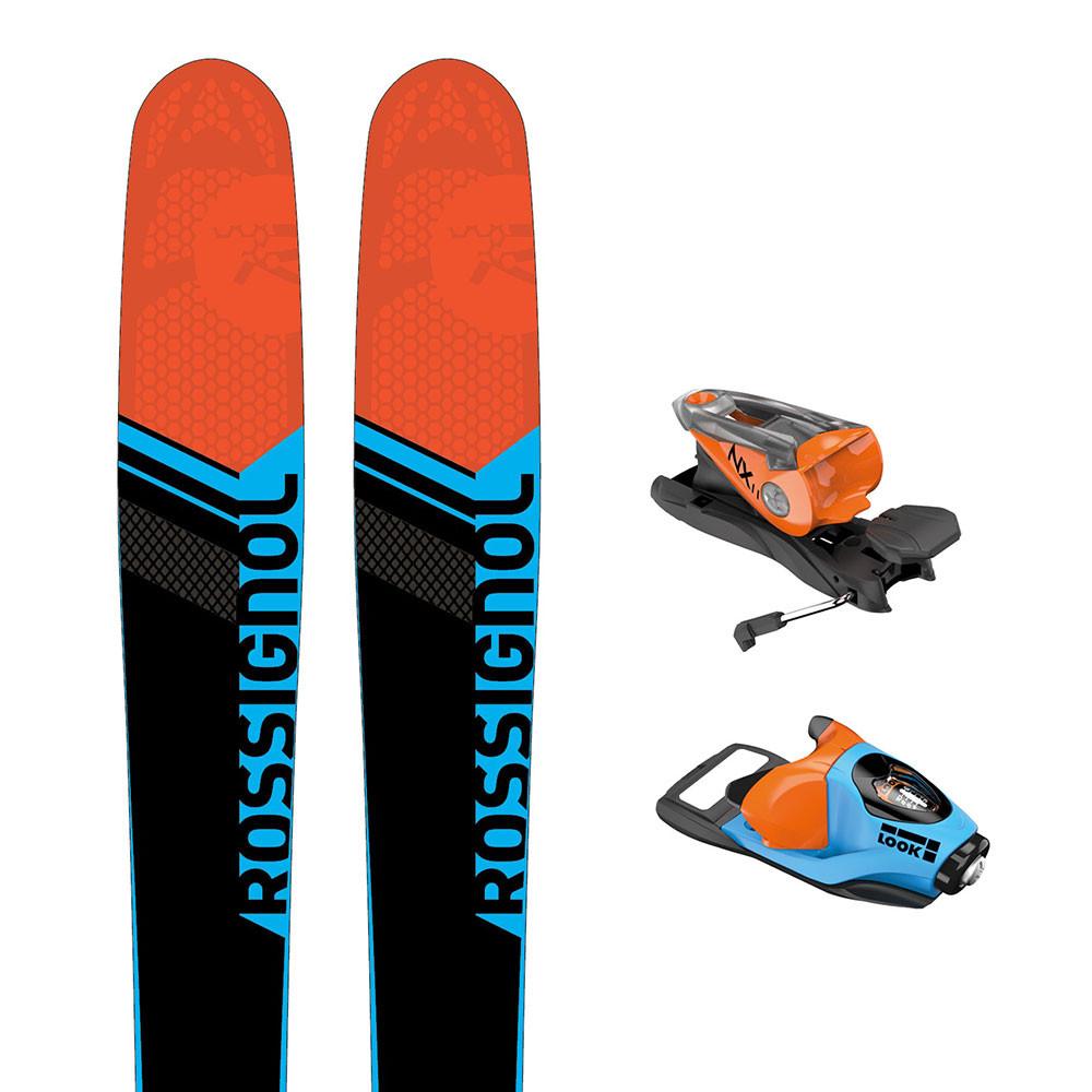 Sky 7 Ski Homme + Nx 11 Fixations