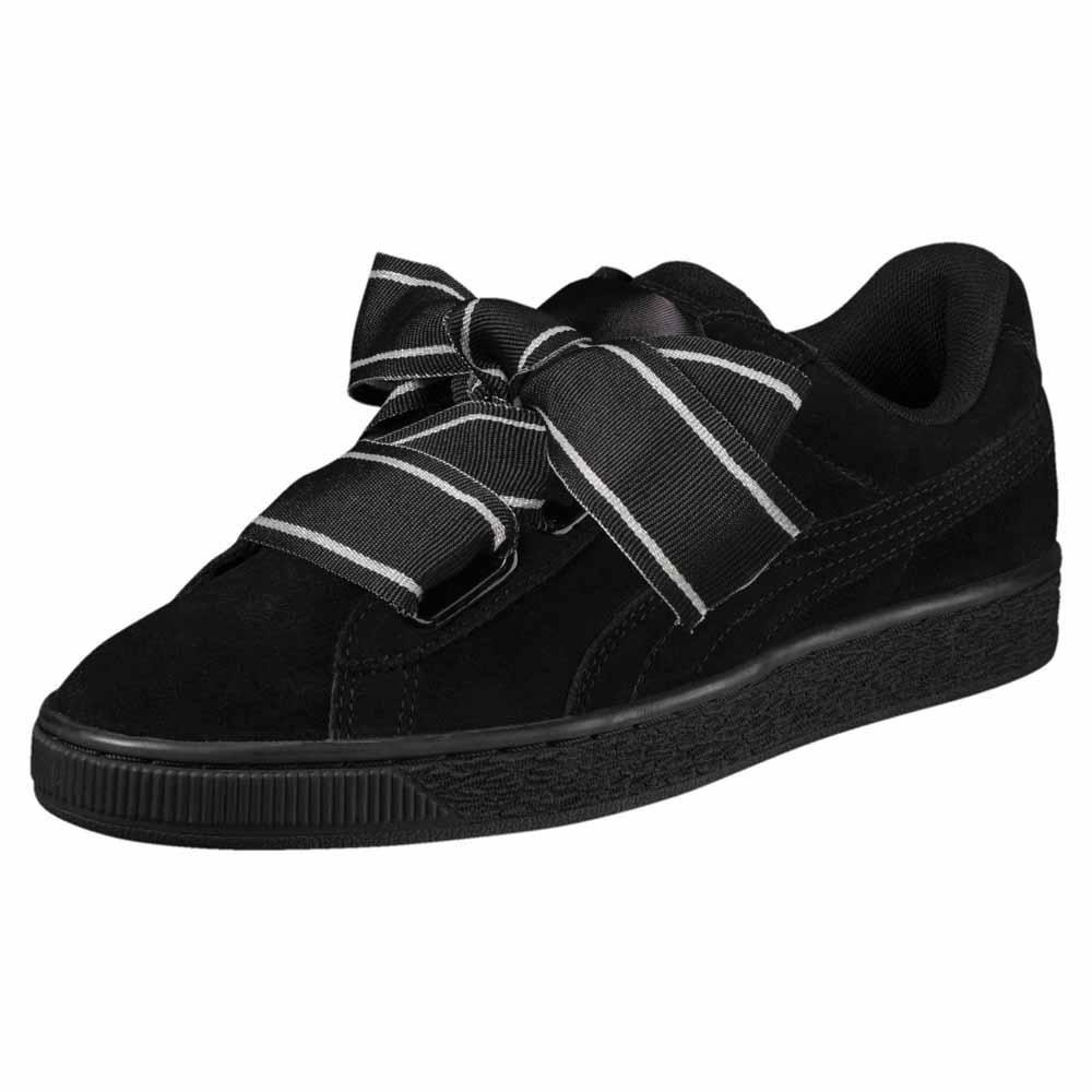 puma chaussure femme noir