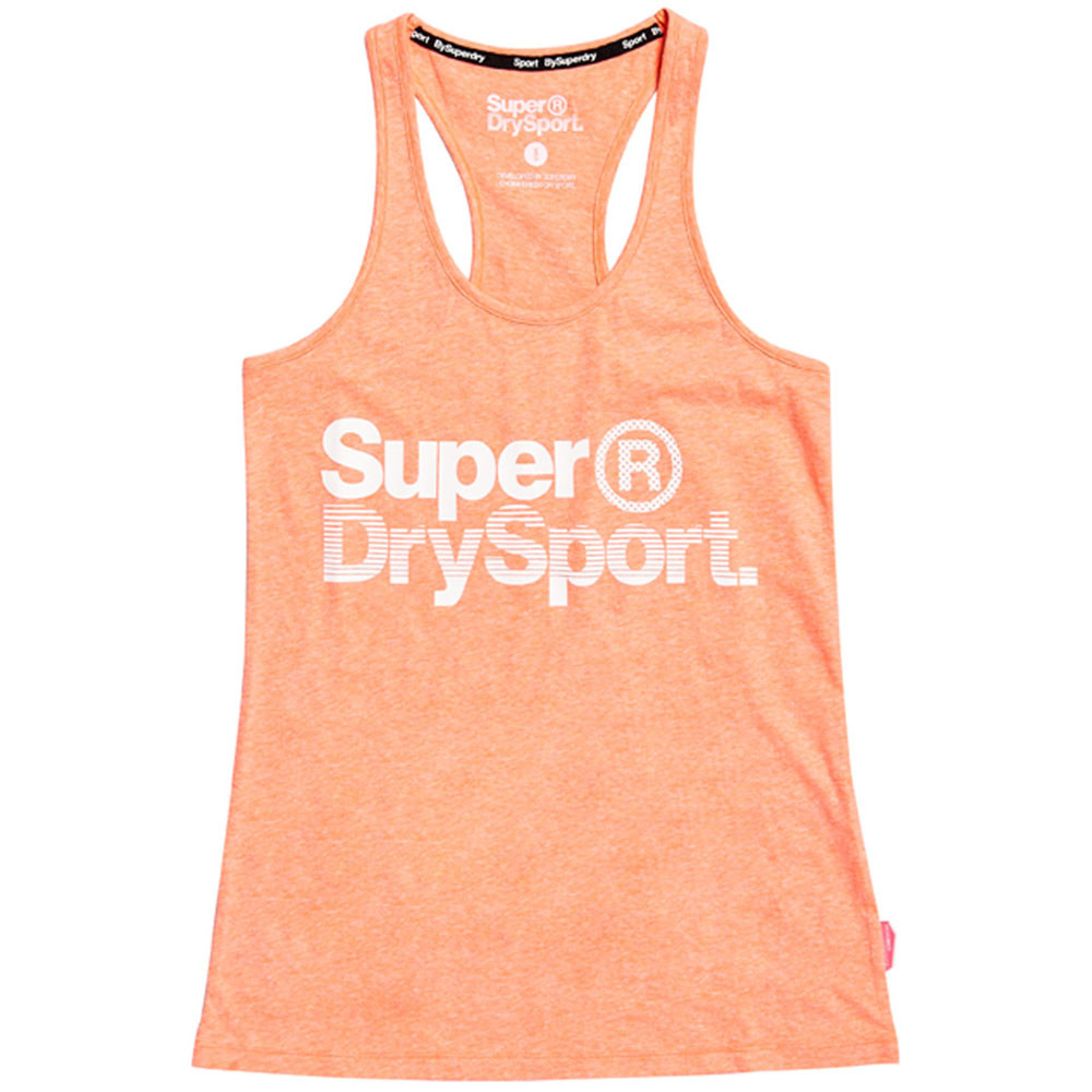 Superdry Sport Essentials Tank Débardeur