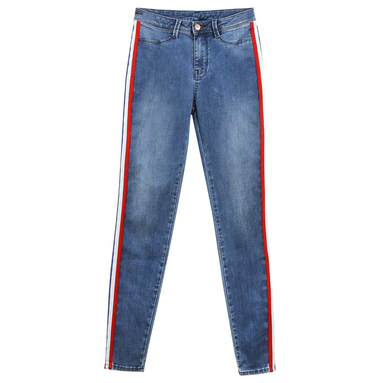 The Jeg Hw Jeans Femme