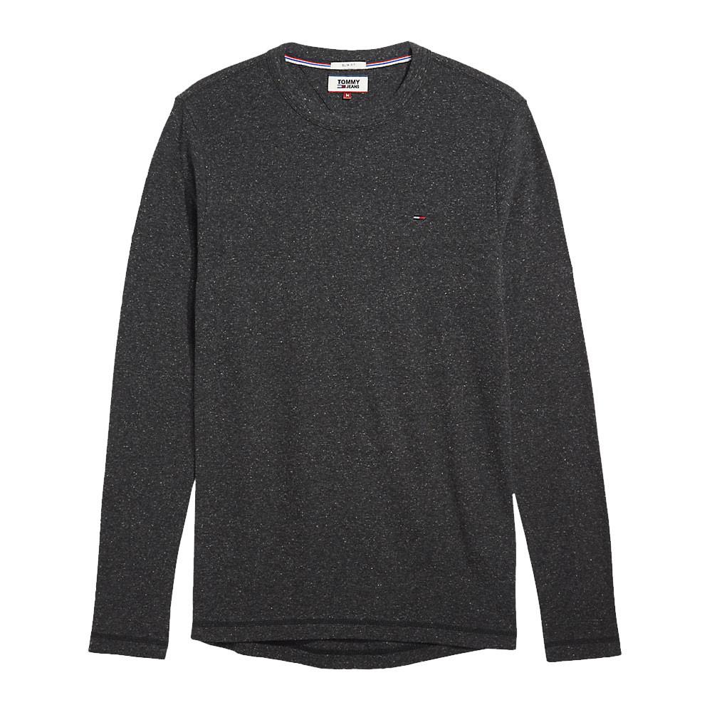 Tjm Heather Ls T-Shirt Ml Homme