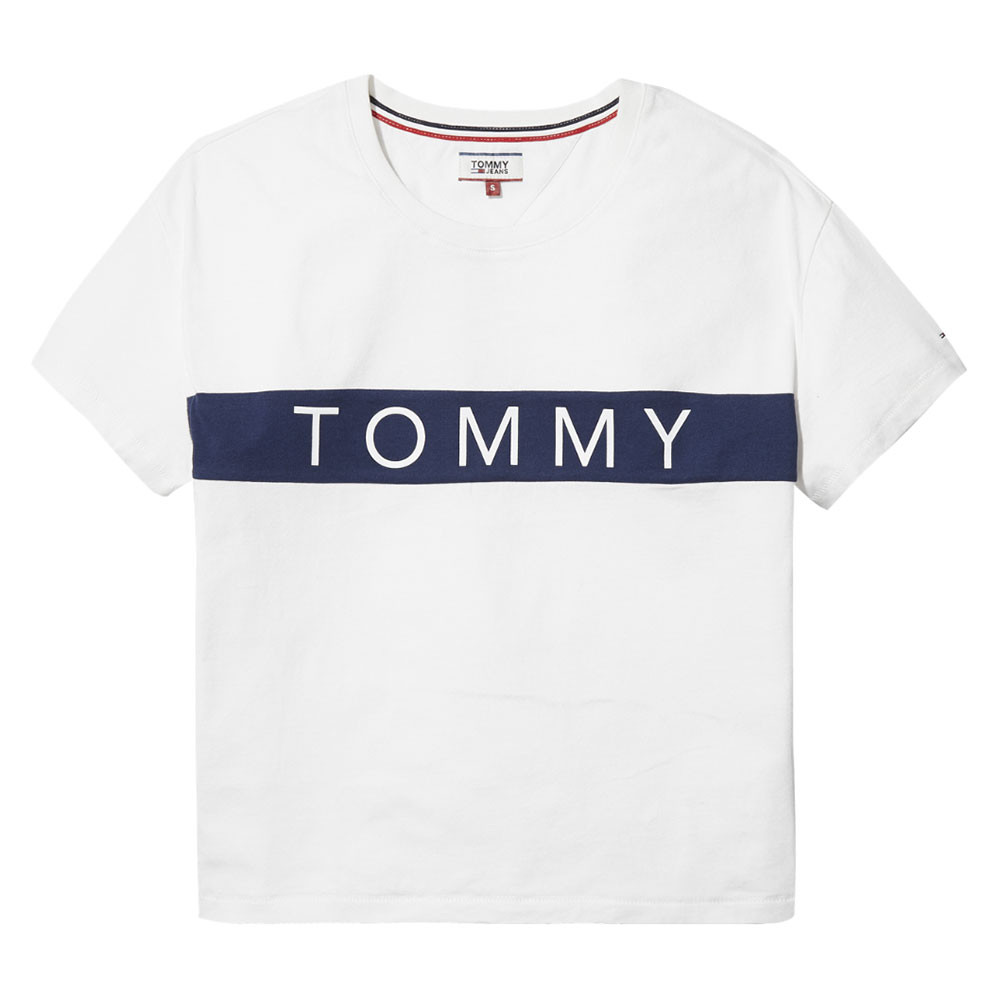 t shirt femme tommy hilfiger pas cher