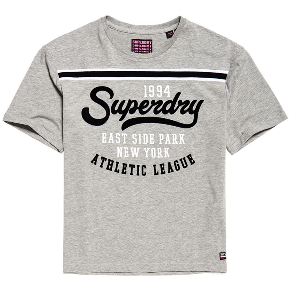 Urban Logo T-Shirt Mc Femme