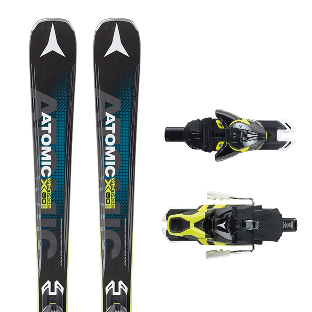 Vantage X 80 Cti Ski + Xt 12 Fixations Homme ATOMIC