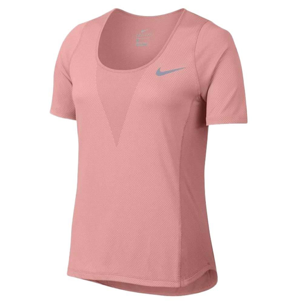 W Nk Znl Cl Realy Top Ss T-Shirt Mc Femme