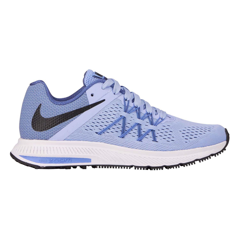 Zoom Femme Running Nike De Cher 3 Chaussures Pas Bleu Winflo F3lcKJT1