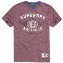 100 Mph T-Shirt Mc Homme