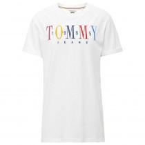 1985 Embroidery T-Shirt Mc Femme