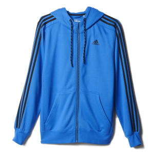 Ess 3S Fz Sweat Zip Homme