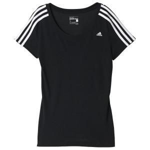 Ess 3S Slim T-Shirt Mc Femme