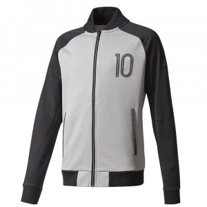 Messi Track Sweat Zip Garçon