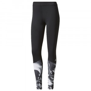 Techfit Tight Print Collant Femme