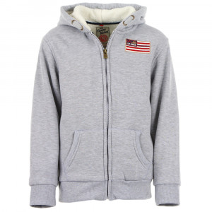 J10 1242 Sweat Zip Garcon