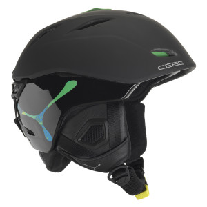 142413161-CBH212/CBH213/CBH214 BLACK/GREEN