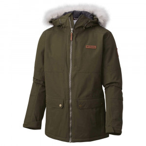 Catacomb Parka Homme