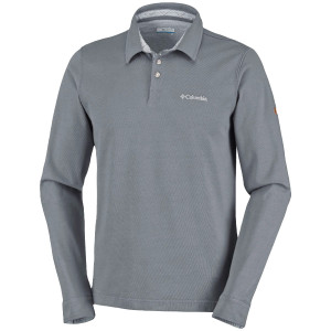 Fields Of Grey Polo Ml Homme