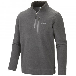 Terpin Sweat 1/2 Zip Polaire Homme