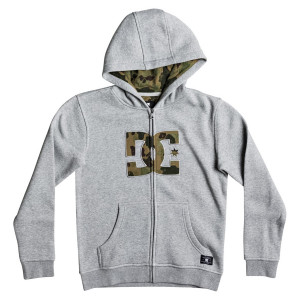 Hook Up Sweat Zip Garçon