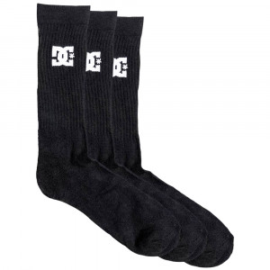 Spp Dc Crew Pack 3 Chaussettes Homme