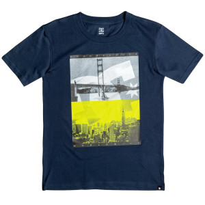 Concave T-Shirt Mc Garçon
