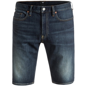 Washed Straight Short Homme