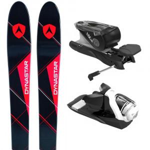 Cham 2.0 87 Ski + Nx 12 Dual B90 Fixations Homme