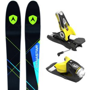 Cham 2.0 97 Ski + Spx 12 Dual B100 Fixations Homme