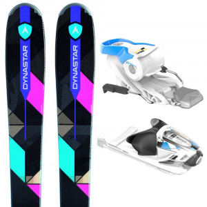 Glory 84 Xp Ski + Xpress W11 B93 Fixations Femme