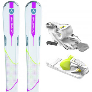 Intense 6 Ski + Xpress W11 B83 Fixations Femme