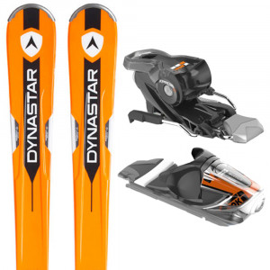 Speed Zone 7 Ski + Xpress 11 B83 Fixations Homme