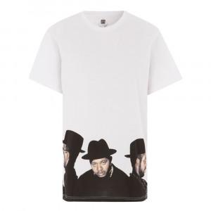 Rund M Tee Shirt Mc Homme