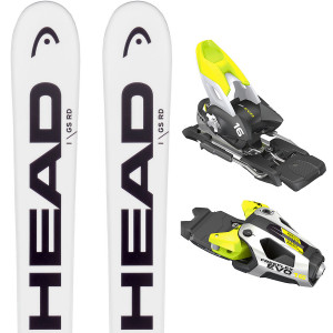 Wc Rebels Igs Rd Sw Ski + Freeflex Evo 16 Fixations Homme