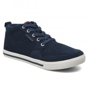Juno Suede Casual High Chaussure Homme