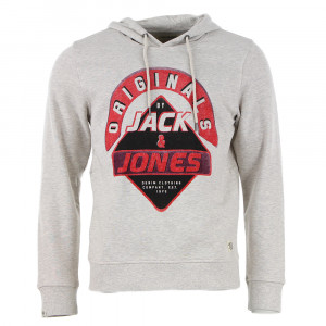 Jjorgasoline Sweat Capuche Homme