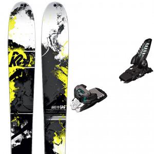 Annex 98 Ski Homme + Marker Griffon 13 Fixation