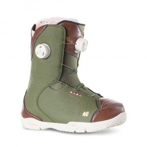 Contour Boots Femme